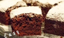 Emma's Chocolate Brownies