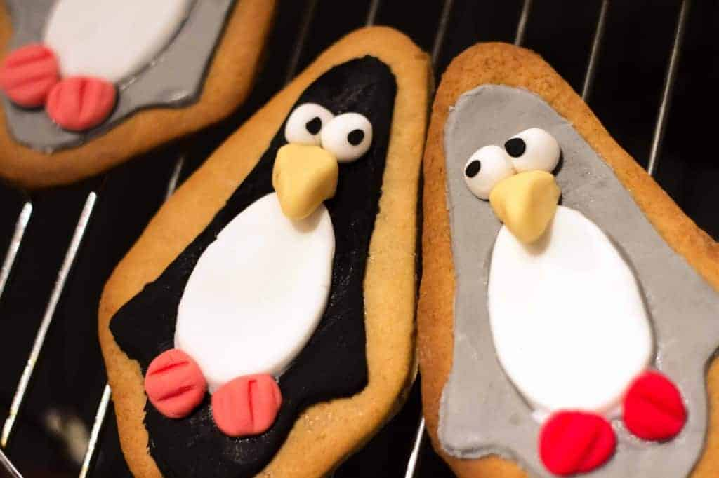 Penguin Biscuits