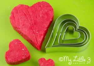 cutters and hearts
