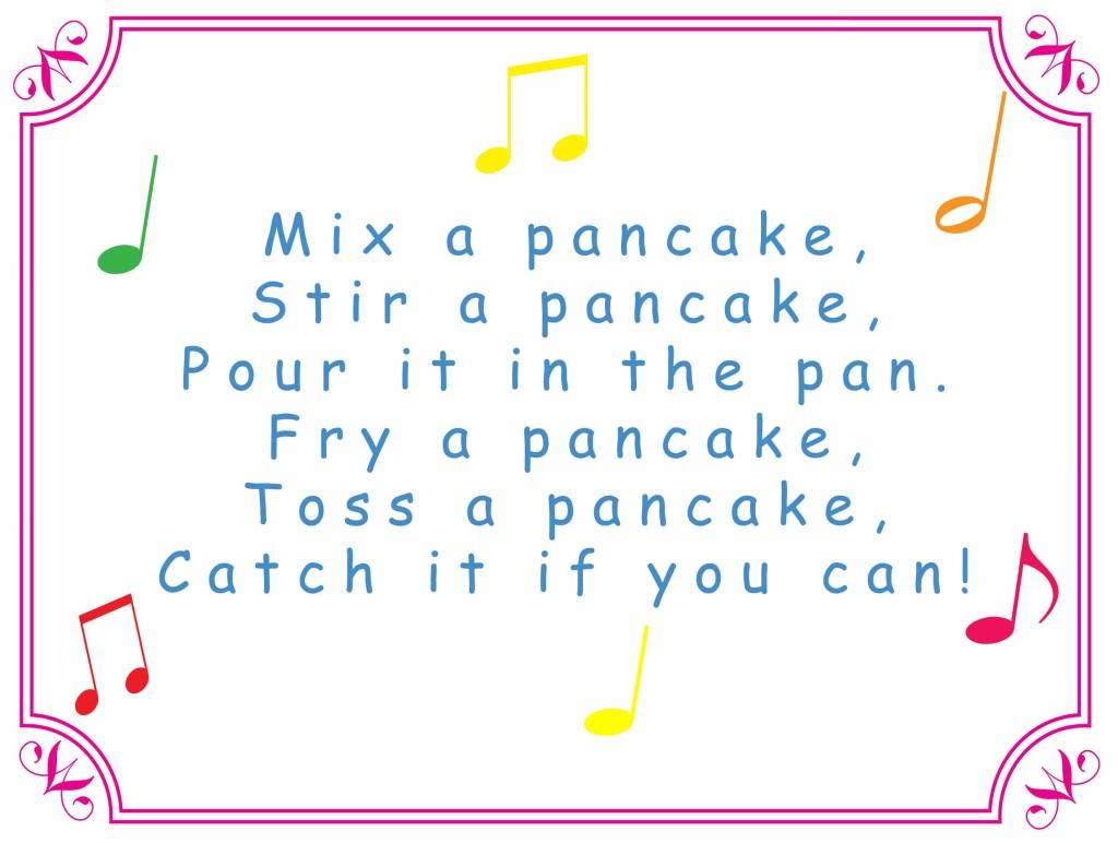 Pancake Poem
