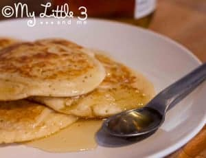 In The Kitchen With Nigella – American Pancakes