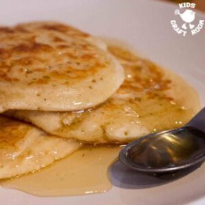 Make delicious American style pancakes.