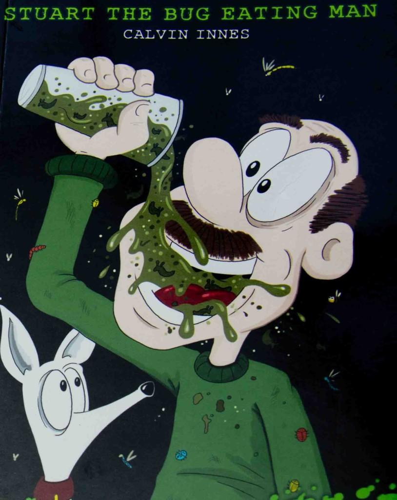 Stuart The Bug Eating Man