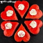 Make Heart Shape Trifle Cakes, great for Valentine's Day or Mother's Day.