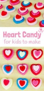 Heart Candy For Kids To Make
