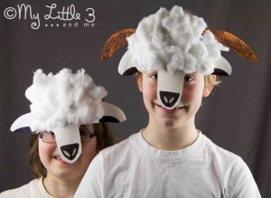 mask sheep