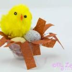 Make Mini Easter Baskets – Little Chick Nests