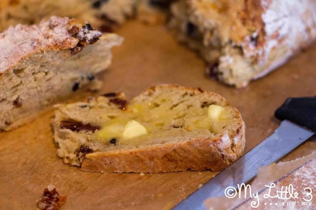 Mediterranean Soda Bread