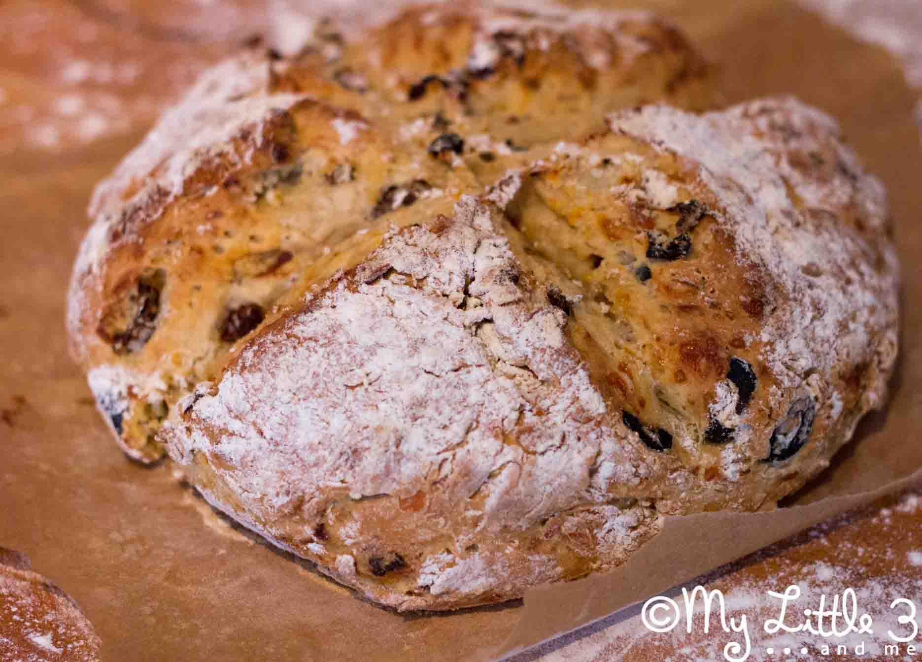 Soda Bread Recipe — Dishmaps