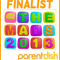 Mads finalist badge 2013