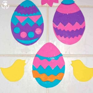 Foam Easter Egg Puzzles For The Bath
