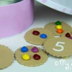 Counting Cookies (Simple Salt Dough Recipe)
