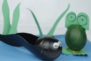 Frog Development, Make A Pond Scene