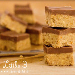 Peanut Butter Squares (In the kitchen with Nigella)