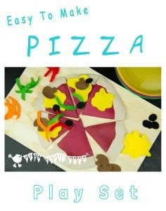 Pizza Play Food  (+The importance of role play)