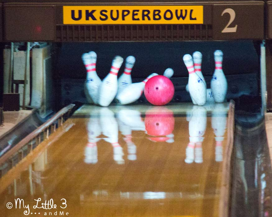 #LoveCravendale bowling experience