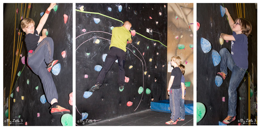 #LoveCravendale climbing experience