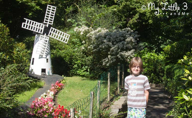 Blackpool-Model-Village-Windmill- A review of our Blackpool holiday from My Little 3 and Me