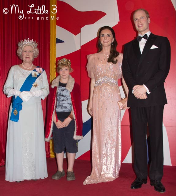Meeting-Royalty-A review of our Blackpool holiday from My Little 3 and Me