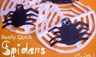 Spider Decorations