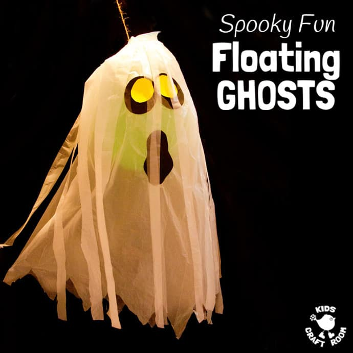 Halloween Theme Party Ideas For Kids.Halloween Party Ideas Giant Floating Ghost Craft Kids Craft Room