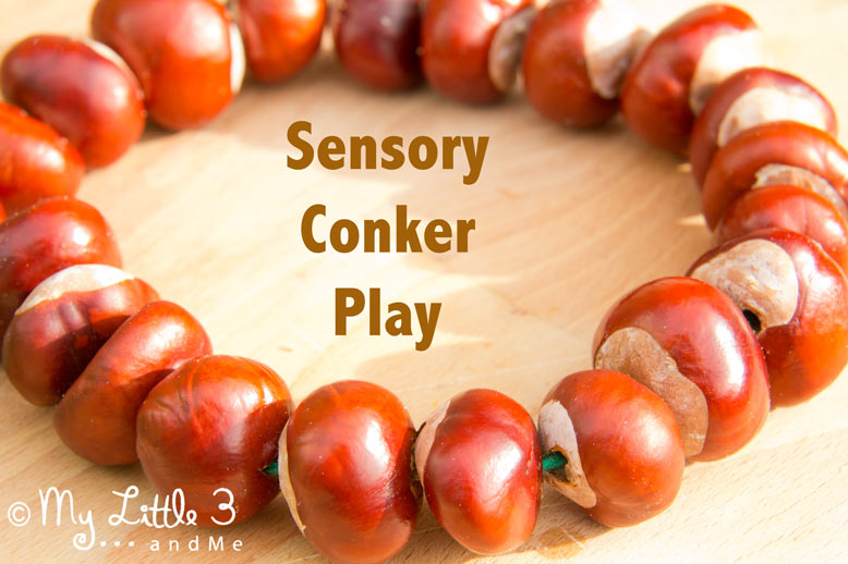 Baby And Toddler Conker Play Kids Craft Room