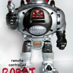 Remote Controlled Robot Review and Giveaway