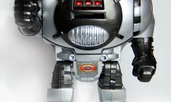 Win a Remote Control Robot via My Little 3 and Me