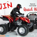 Remote Controlled Quad Bike Review and Giveaway
