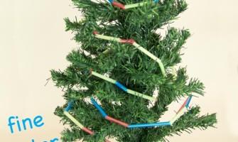 Maths Games For Kids - Christmas Tree Garlands