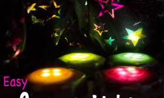 Sensory Play Lights By My Little 3 and Me