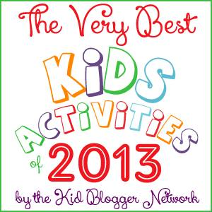 The Best Kids Activities for 2013