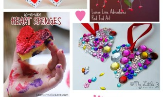14 Up-cycled Valentine's Day Crafts