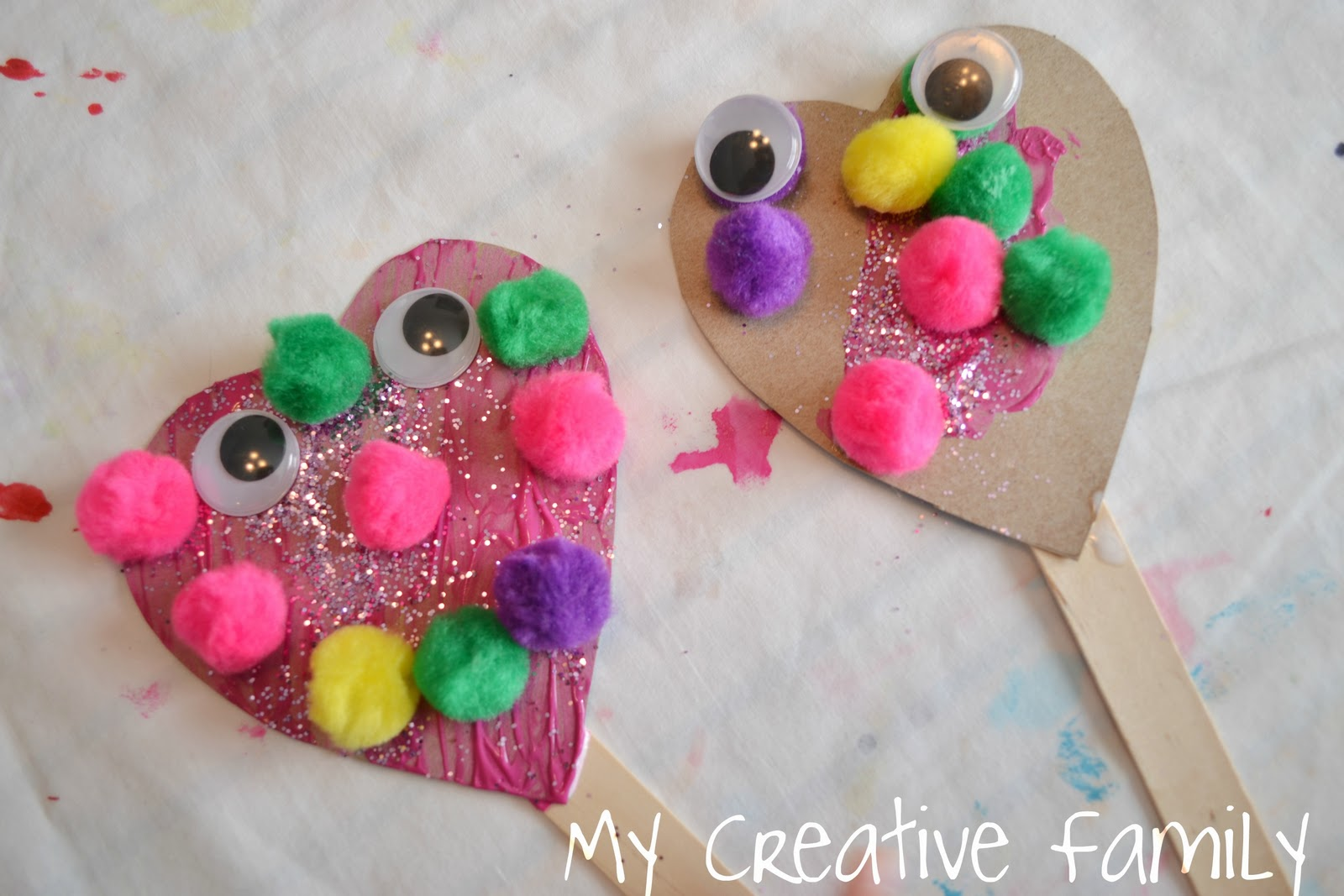 Up Cycled Valentine S Day Ideas Kids Craft Room