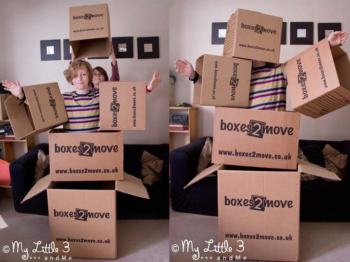 Hiding in boxes! (Boxes 2 Move review and discount.)