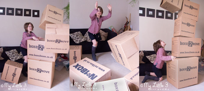 Have fun building enormous towers. (Boxes 2 Move review and discount.)