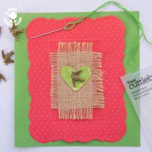 Kirstie Allsopp Cricut Cuttlebug Review