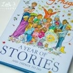 Book Giveaway – A Year Of Stories And Things To Do by Shirley Hughes