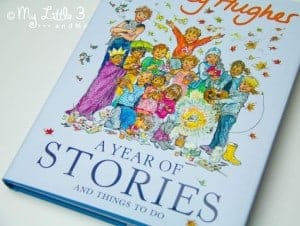 A Year Of Stories Cover and Book Review