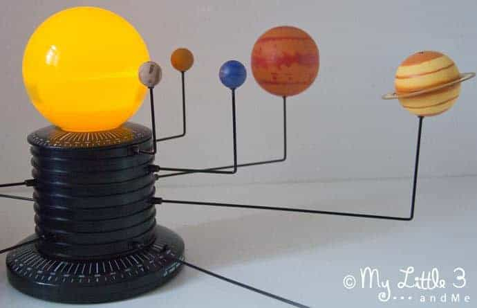 We've been trying out the Motorised Solar System Model from Learning Resources and have been so impressed. A must have for any little space fans and a fabulous and hands-on way to bring the difficult concept of space to life.