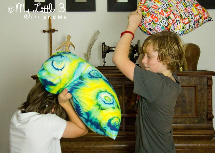 Win fantastic Boingy Cushions. (Open Worldwide)
