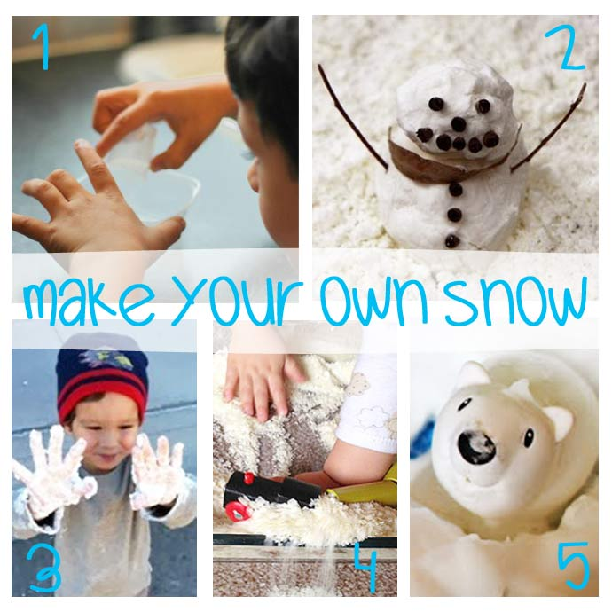 Brrrr...Over 30 frosty, frozen, fun Sensory Play Ideas to keep you and your little ones busy this Winter Holidays.