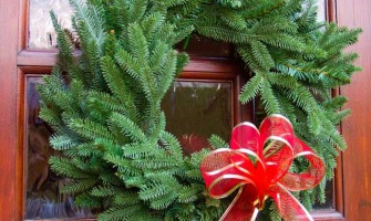 Balsam Hill Tree Review and Wreath Giveaway