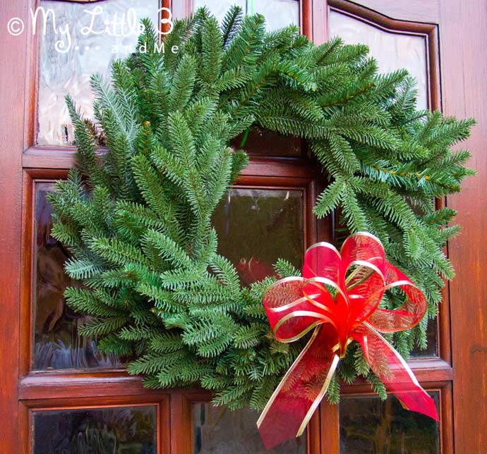 Balsam Hill Christmas Tree Review and Wreath Giveaway