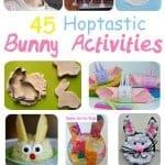 45 Easter Bunny Activities For Kids