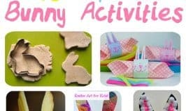 45 Easter Bunny Activities For Kids