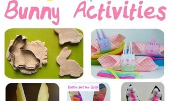 45 Great Easter Bunny Activities For Kids.
