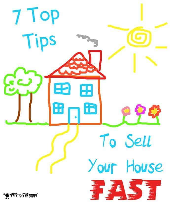 7 Top Tips To Sell Your House Fast - Selling your house and finding a new dream home can be so stressful. Here are 7 easy tips that helped me sell my house quickly.