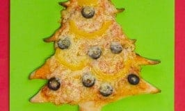 Christmas cooking with kids is great but it doesn't have to be all about sweet tastes. Try our Christmas Tree Pizza for some savoury festive fun.