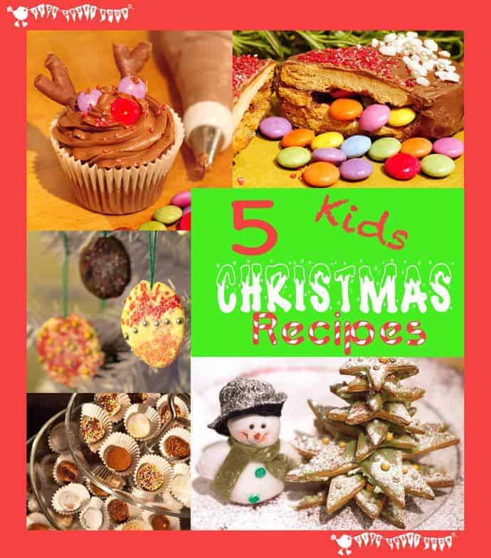 Kids Christmas Recipes  Kids Craft Room